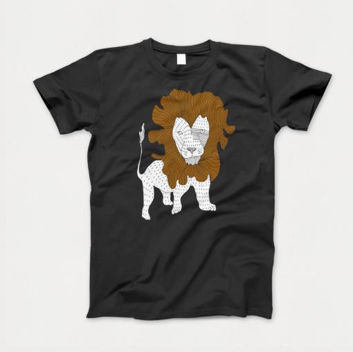Like A Lion tshirt